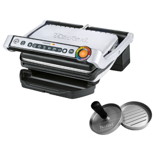 Tefal GC702D Optigrill Kontaktgrill im Test