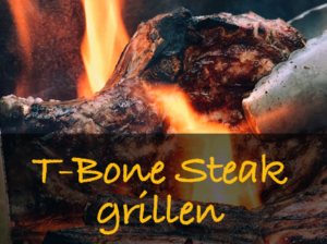 Kontaktgrill Rezepte Fleisch T Bone Steak Optigrill